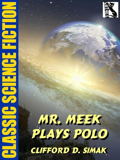 Mr Meek Plays Polo - cover