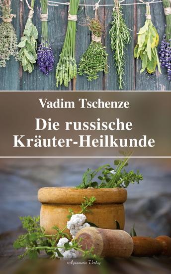Die russische Kräuter-Heilkunde - cover