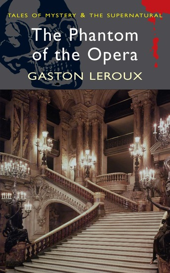 The Phantom of the Opera - cover