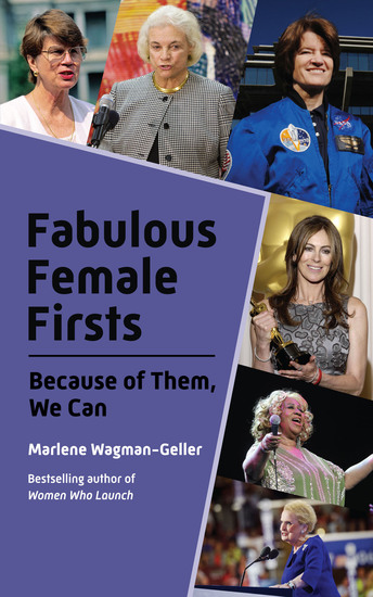 Fabulous Female Firsts - Because of Them We Can - cover