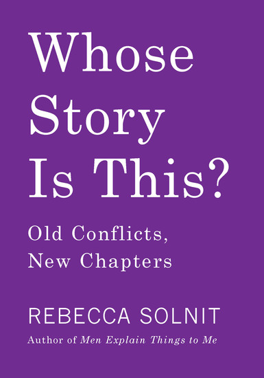 Whose Story Is This? - Old Conflicts New Chapters - cover