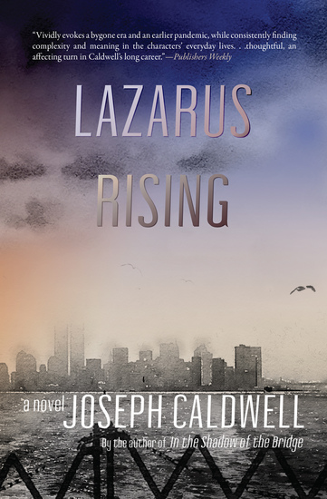 Lazarus Rising - A Novel - cover