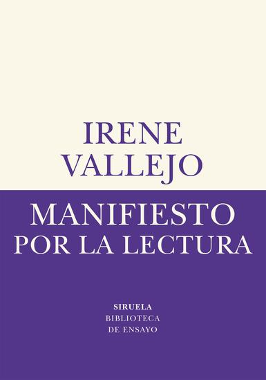 Manifiesto por la lectura - cover
