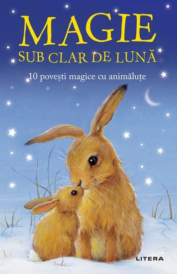 Magie Sub Clar De Luna - 10 povesti cu animalute fermecate - cover