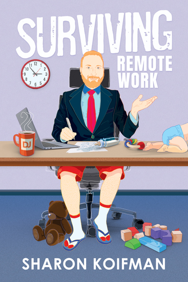 Surviving Remote Work - cover