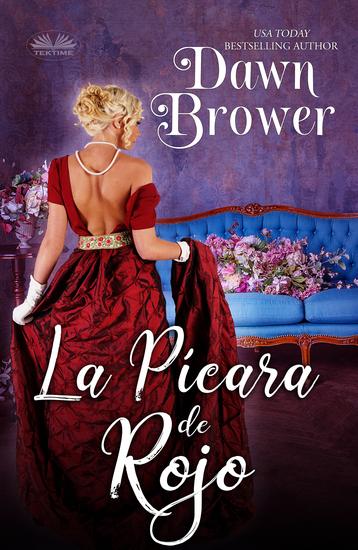 La Pícara De Rojo - cover