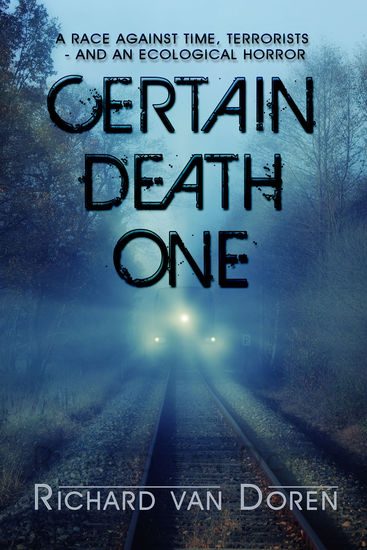 Certain Death One - cover