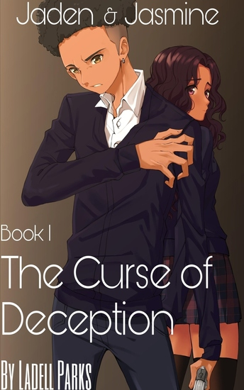 Jaden & Jasmine - The Curse of Deception - cover