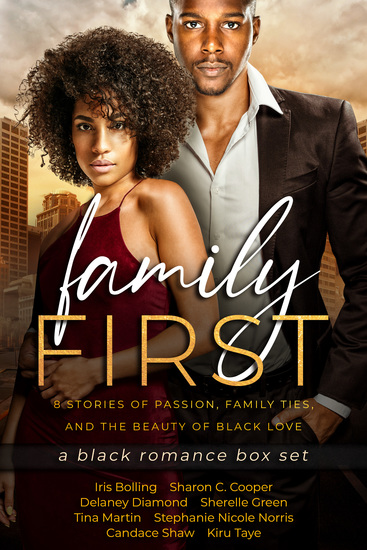 Family First - A Black Romance Box Set - cover