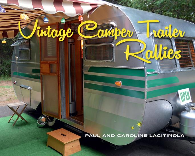 Vintage Camper Trailer Rallies - cover