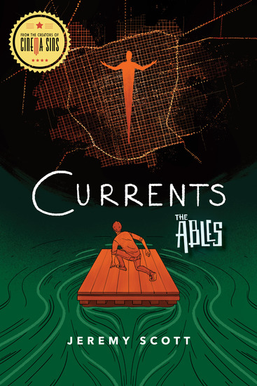 Currents - The Ables Book 3 - cover