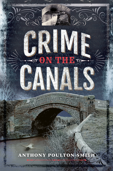 Crime on the Canals - cover