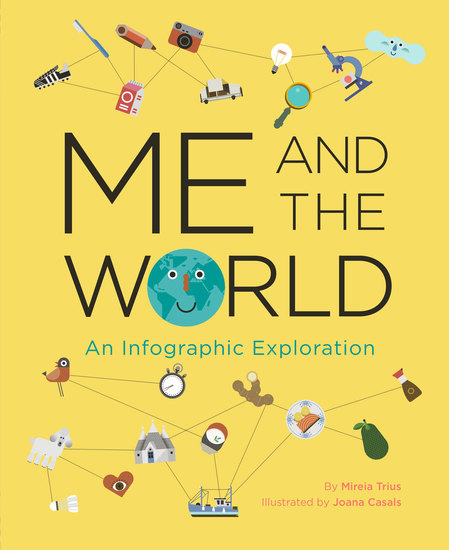 Me and the World - An Infographic Exploration - cover