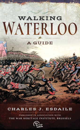 Walking Waterloo - A Guide - cover