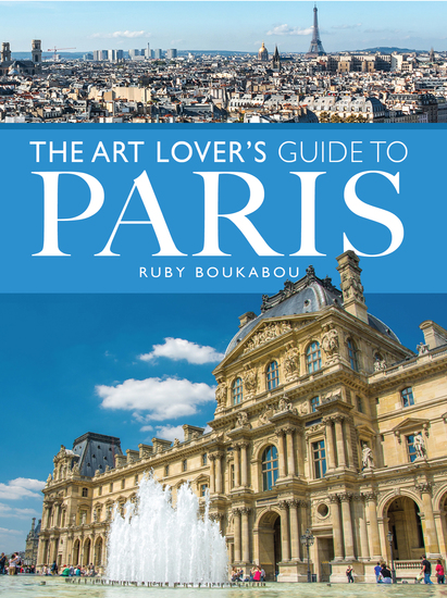 Art Lover's Guide to Paris - cover