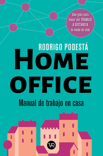 Home office Manual de trabajo en casa - cover