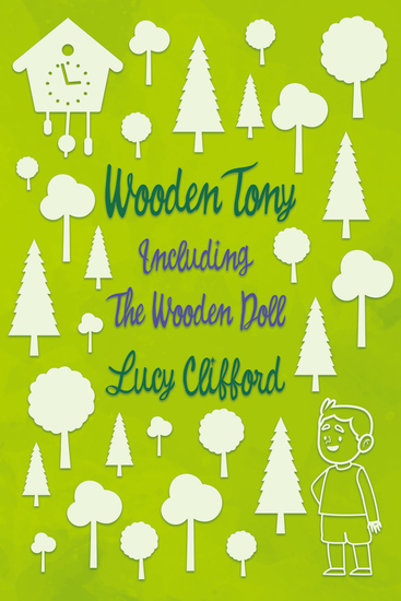 Wooden Tony - Including 'The Wooden Doll' - cover