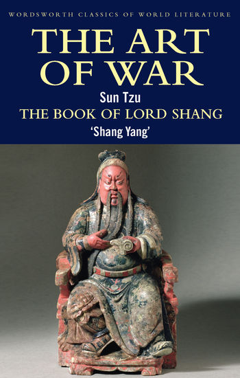 The Art of War The Book of Lord Shang - cover