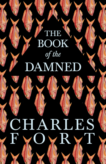 The Book of the Damned - cover