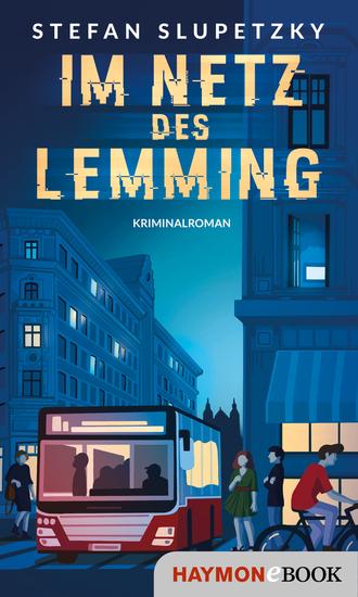 Im Netz des Lemming - Kriminalroman - cover