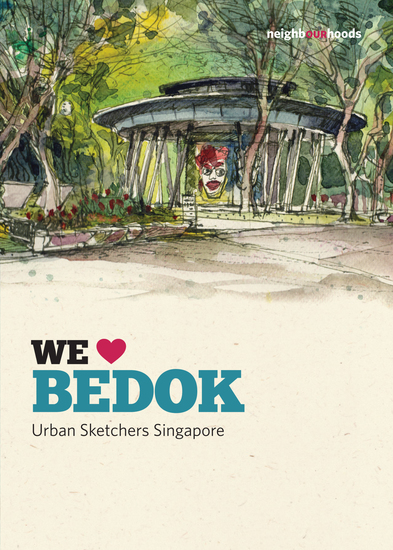 We Love Bedok - cover