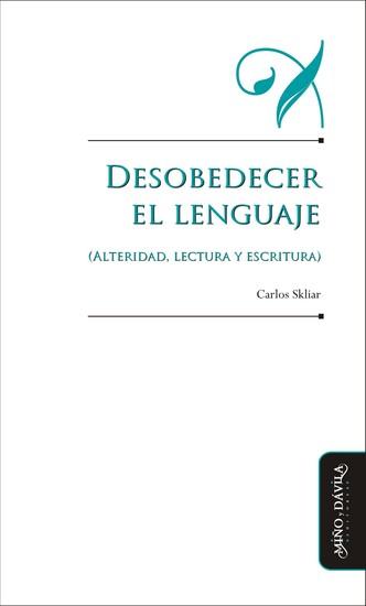 Desarrollo del lenguaje (alteridad lectura y escritura) - cover