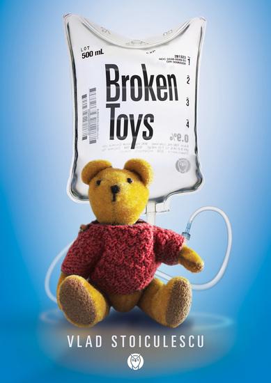 Broken Toys - cover