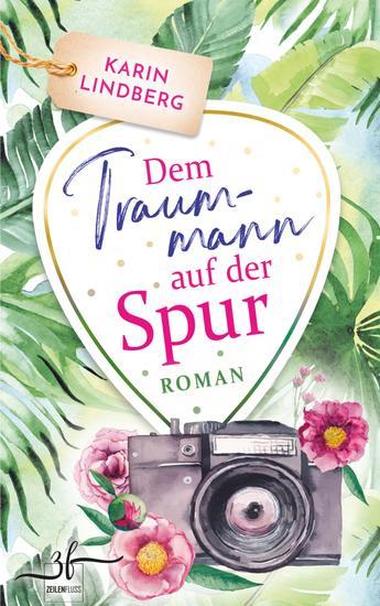 Dem Traummann auf der Spur - Liebesroman - cover