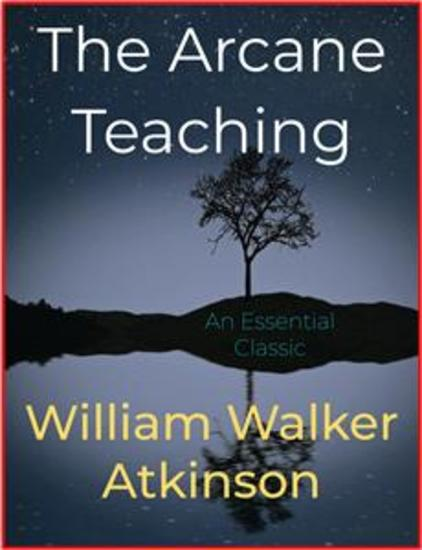 The Arcane Teaching - cover