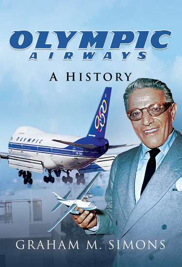 Olympic Airways - A History - cover