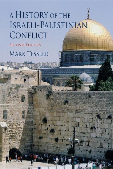 A History of the Israeli-Palestinian Conflict Second Edition - cover