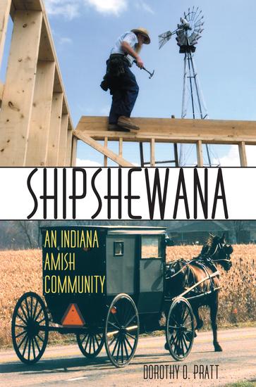 Shipshewana - An Indiana Amish Community - cover