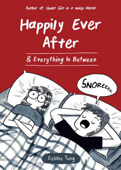 Happily Ever After & Everything In Between - cover