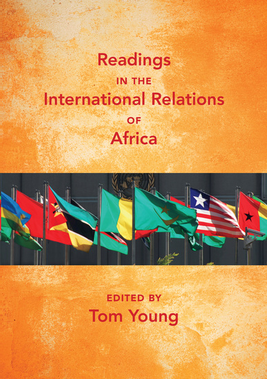 Readings in the International Relations of Africa - cover
