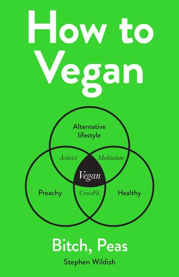 How to Vegan - Bitch Peas - cover