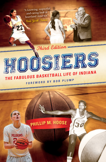 Hoosiers Third Edition - The Fabulous Basketball Life of Indiana - cover