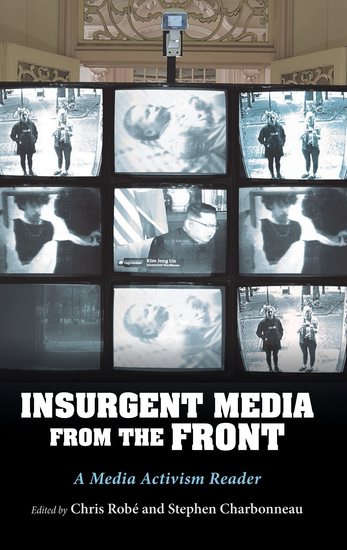 InsUrgent Media from the Front - A Media Activism Reader - cover