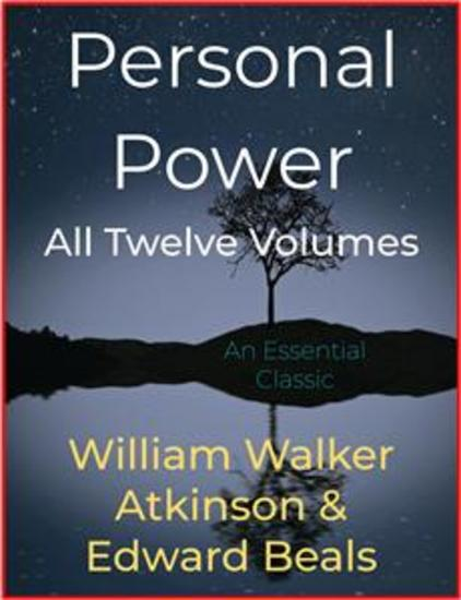 Personal Power - All Twelve Volumes - cover