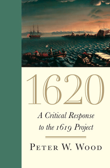 1620 - A Critical Response to the 1619 Project - cover