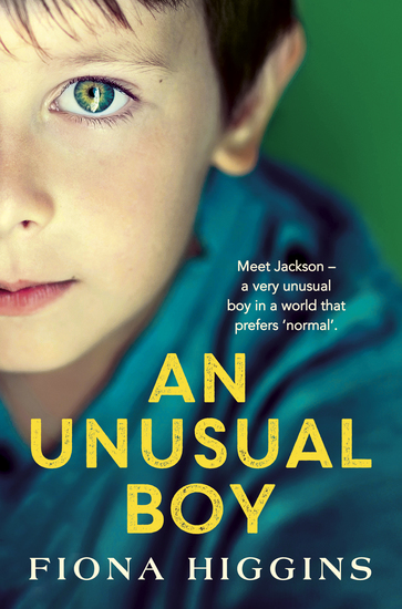 An Unusual Boy - An unforgettable heart-stopping book club read for 2021 - cover