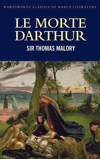 Le Morte Darthur - cover