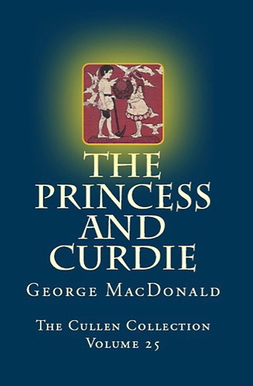 The Princess and Curdie - cover