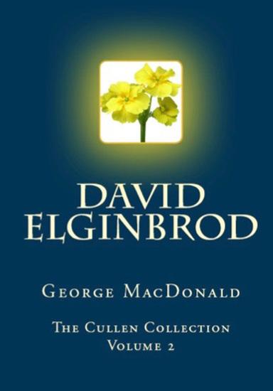 David Elginbrod - cover