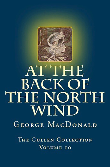 At the Back of the North Wind - cover