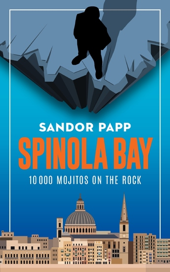 Spinola Bay - 10 000 Mojitos on the Rock - cover