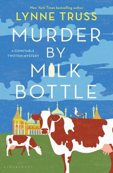 Murder by Milk Bottle - cover