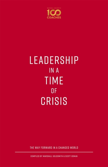 Leadership in a Time of Crisis - cover