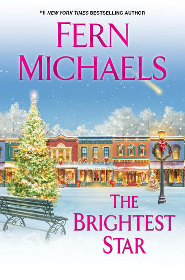 The Brightest Star - A Heartwarming Christmas Novel - cover