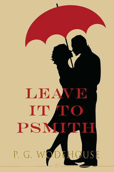Leave it to Psmith - cover