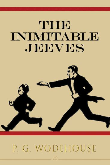The Inimitable Jeeves - cover